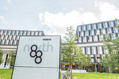 North 88 Stock Image