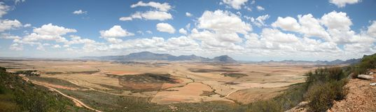 North of South Africa Stock Photo