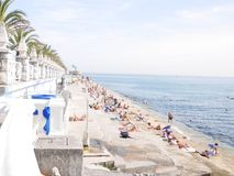 North of Spain town royalty free stock images