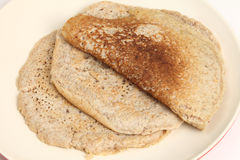 North Staffordshire oatcakes Stock Photos