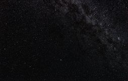 The North Star Polaris Stock Photography