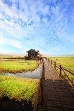 North Sulawesi. Manado, beautiful panorama, visit indonesia year Royalty Free Stock Images