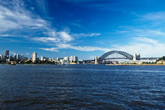 North Sydney Royalty Free Stock Image