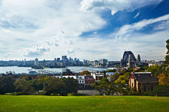 North Sydney Royalty Free Stock Photo
