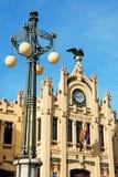 North train station in Valencia Stock Photo