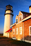 North Truro Lighthouse, Cape Cod Royalty Free Stock Photography