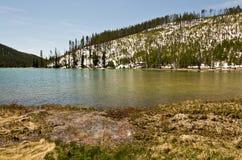 North Twin Lake Royalty Free Stock Photos