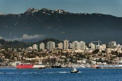 North Vancouver, Canada Royalty Free Stock Photos