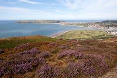 The North Wales coastline Stock Photos