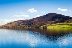 North Wales countryside landscape Royalty Free Stock Photography
