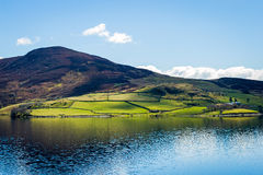 North Wales countryside landscape Stock Photography