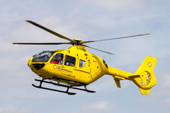 North West Air Ambulance Stock Photo
