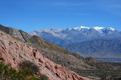 North-west Argentina Royalty Free Stock Images