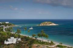 Lizard Island coast Stock Photography