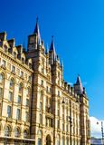 North Western Hotel, a historic buildings on Lime Street Royalty Free Stock Photos