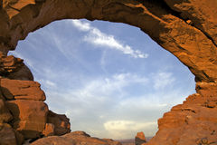 North Window Arches National Park Royalty Free Stock Photo