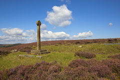 North york moors monument Royalty Free Stock Photo
