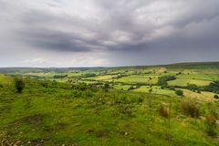 North York moors Royalty Free Stock Photos