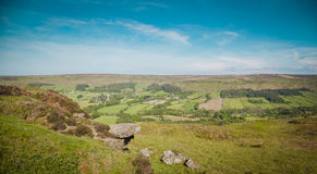 North York Moors Royalty Free Stock Photography