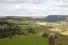 North York Moors View Royalty Free Stock Photography