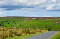 North York moors Yorkshire England Stock Images