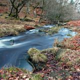 North Yorkshire cumuje Anglia Fotografia Royalty Free