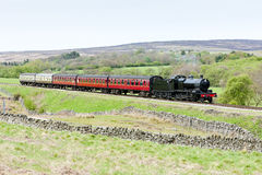 North Yorkshire Moors Railway Royalty Free Stock Photos