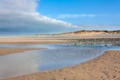 Northam plaża Devon Zdjęcia Stock