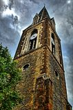 Northampton Chappel. Evening view of Northampton Chappel in HDR Stock Image