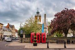 Northampton England UK fotografering för bildbyråer