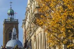 Northampton in Großbritannien lizenzfreie stockbilder