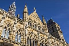Northampton Guildhall fotografering för bildbyråer