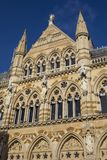 Northampton Guildhall royaltyfri bild