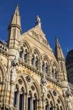Northampton Guildhall royaltyfria foton