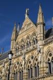 Northampton Guildhall royaltyfri fotografi