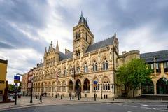 Northampton Guildhall England UK Royaltyfri Fotografi