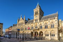 Northampton Guildhall Stock Image
