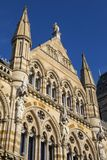 Northampton-Rathaus lizenzfreie stockfotos