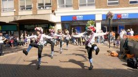 Northampton Reino Unido: 29 de junio de 2019 - celebración del desfile del día de las fuerzas armadas en la calle de Abingron imágenes de archivo libres de regalías