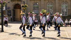 Northampton Reino Unido: 29 de junio de 2019 - celebración del desfile del día de las fuerzas armadas en la calle de Abingron imagen de archivo