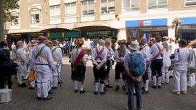 Northampton Reino Unido: 29 de junio de 2019 - celebración del desfile del día de las fuerzas armadas en la calle de Abingron fotos de archivo