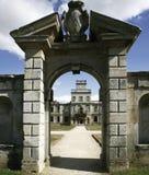 Northamptonshire de hall de Kirby photos libres de droits