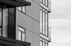 Northcote lägenheter Arkivbild