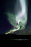 Northen Lights Aurora Borealis Stock Photography