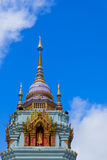 Northen thai pagoda Royalty Free Stock Photography