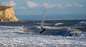 northerly сильный ветер Стоковая Фотография RF
