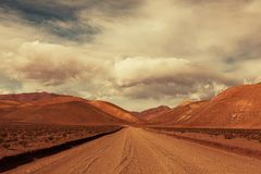 Northern Argentina Royalty Free Stock Photo