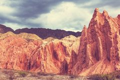 Northern Argentina Royalty Free Stock Photos