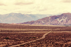 Northern Argentina Royalty Free Stock Images