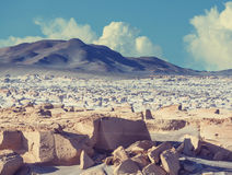 Northern Argentina. Scenic landscapes of Northern Argentina Stock Photos